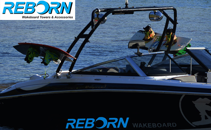 Reborn Wakeboard Towers