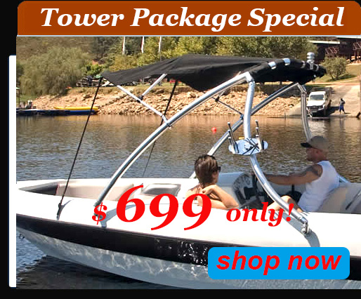 Origin Wakeboard Towers Package