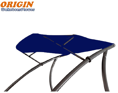 Origin foldable tower bimini- 1870V Navy Blue